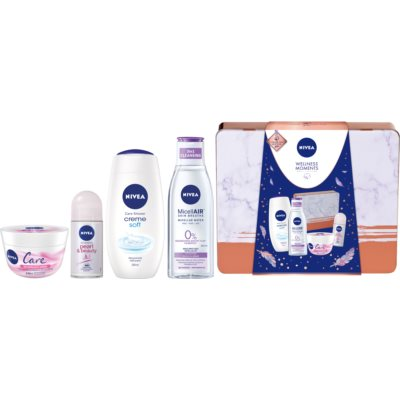 Nivea Wellness Moments coffret cadeau IV.