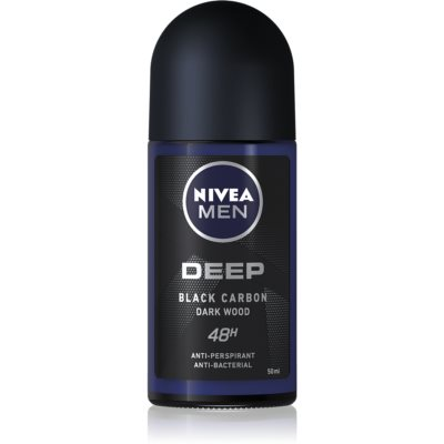 Nivea Men Deep roll-on antibacteriano 48 h