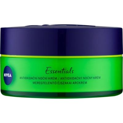 Nivea Urban Skin Detox crema notte antiossidante con acido ialuronico