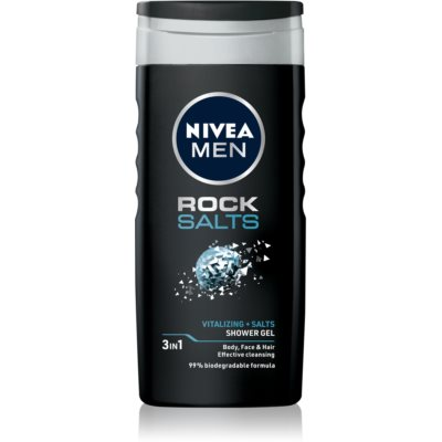 NiveaMen Rock Salt