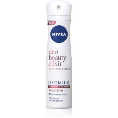 NiveaDeo Beauty Elixir Sensitive