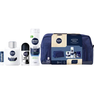 Nivea Men Sensitive Fresh coffret cadeau