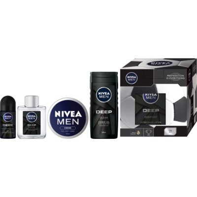 Nivea Men Deep coffret XI.