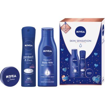 Nivea Skin Sensation coffret cadeau VI.