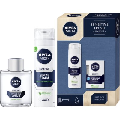 Nivea Men Sensitive Fresh poklon set IX. (za muškarce)