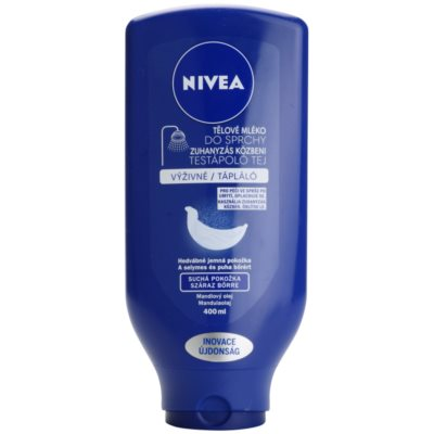 NiveaBody Shower Milk