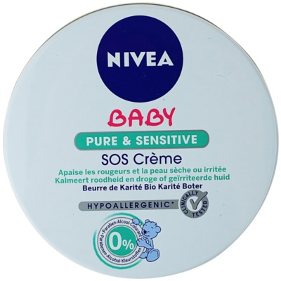 NiveaBaby Pure & Sensitive