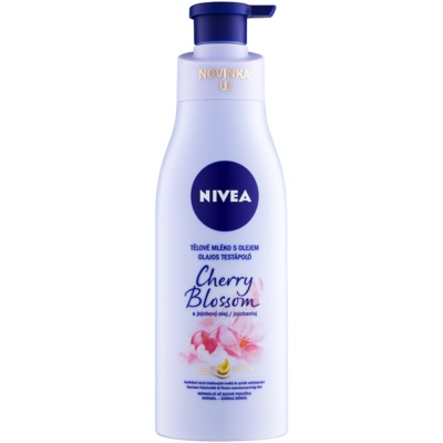NiveaCherry Blossom & Jojoba Oil