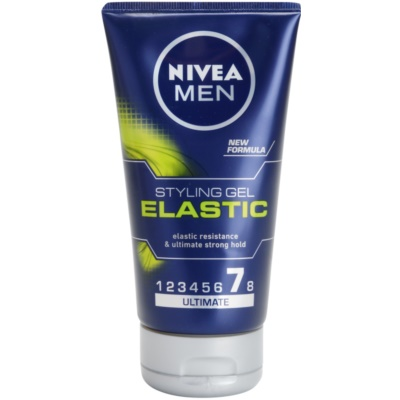 Nivea Men Elastic Hair Styling Gel Extra Strong Hold
