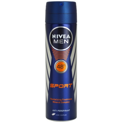 Nivea Men Sport antitranspirante em spray