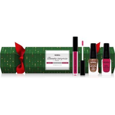 NOBEABeauty Surprise Christmas Cracker Violet