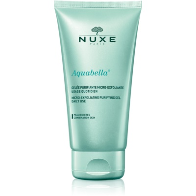 Nuxe Aquabella gelée purifiante micro-exfoliante à usage quotidien