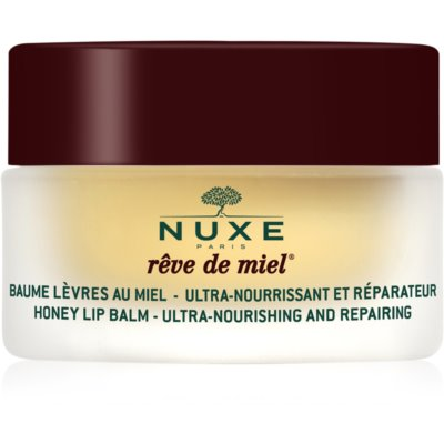 Nuxe Rêve de Miel ультра-поживний бальзам для губ з медом