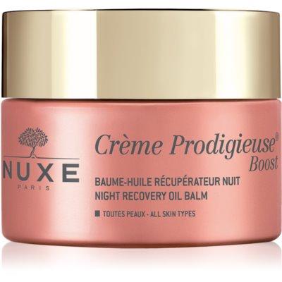 Nuxe Crème Prodigieuse Boost нічний відновлюючий бальзам з відновлюючим ефектом