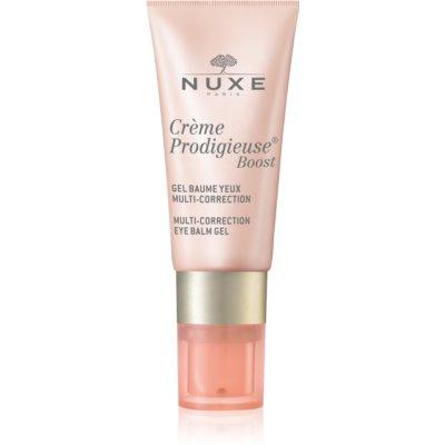 Nuxe Crème Prodigieuse Boost мультикорректирующий гелевый бальзам для области вокруг глаз