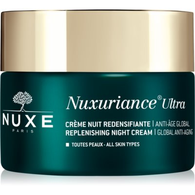 Nuxe Nuxuriance Ultra заполняющий морщины ночной крем