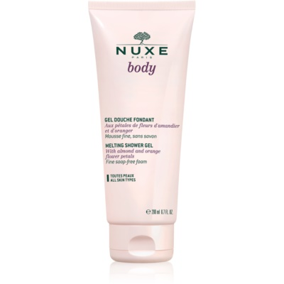 Nuxe Body Fondant Shower Gel For All Types Of Skin