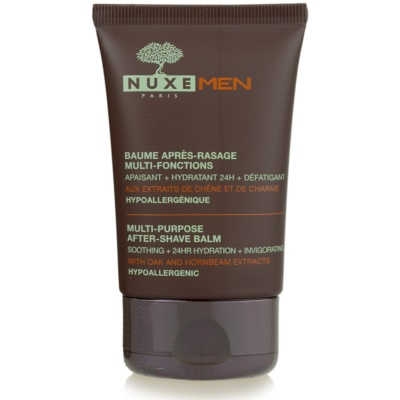 Nuxe Men Soothing After Shave Balm with Moisturizing Effect
