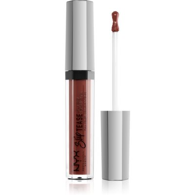 NYX Professional Makeup Slip Tease laque à lèvres ultra pigmentée