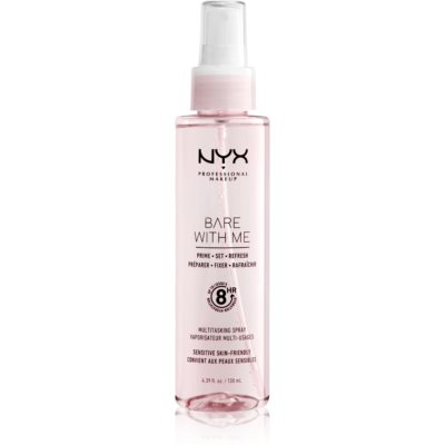 NYX Professional MakeupBare With Me Prime-Set-Refresh Multitasking Spray