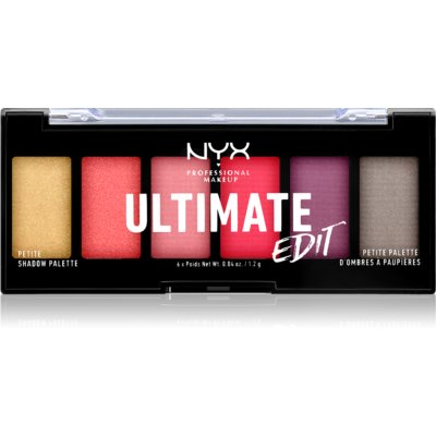 NYX Professional MakeupUltimate Edit Petite Shadow