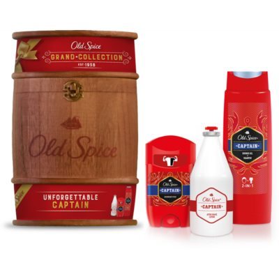Old Spice Captain Gift Set IV. (for Men)