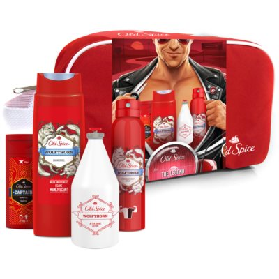 Old Spice Wolfthorn Gift Set III. (for Men)
