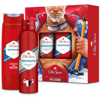 Old Spice Whitewater coffret IV. (para homens)