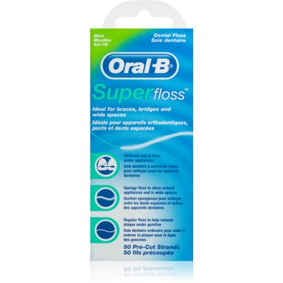 Oral BSuper Floss