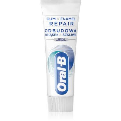 Oral BGum & Enamel Repair Gentle Whitening