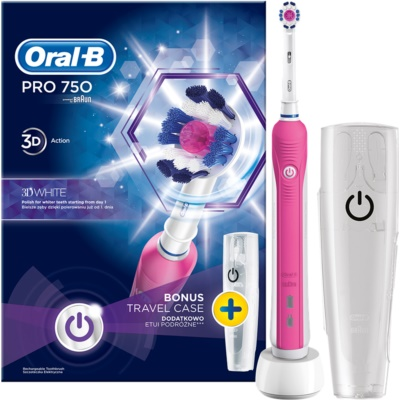 Oral BPRO 750 D16.513.UX 3D White