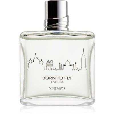Oriflame Born To Fly eau de toilette uraknak