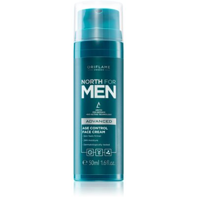 Oriflame North For Men Rejuvenating Face Cream for Men