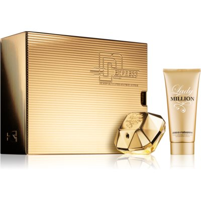 Paco Rabanne Lady Million Gift Set XV. for Women
