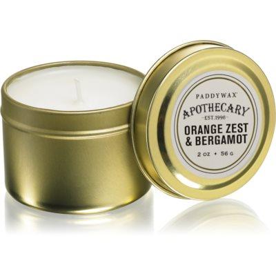 PaddywaxApothecary Orange Zest & Bergamot