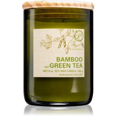 PaddywaxEco Green Bamboo & Green Tea