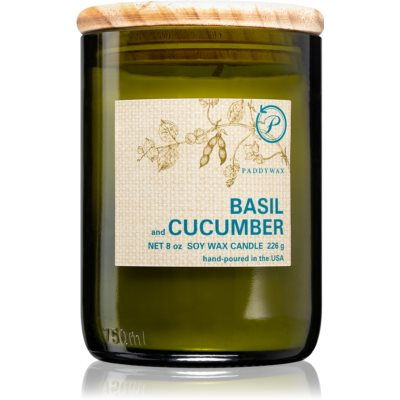 PaddywaxEco Green Basil & Cucumber