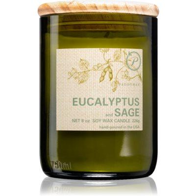 PaddywaxEco Green Eucalyptus & Sage