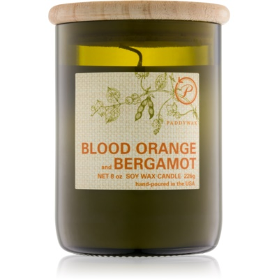 PaddywaxEco Green Blood Orange & Bergamot