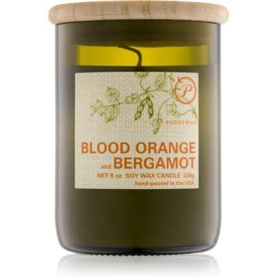 PaddywaxEco Green Blood Orange & Bergamot