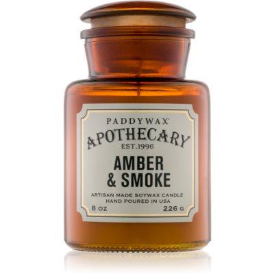 PaddywaxApothecary Amber & Smoke