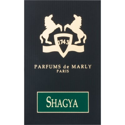 Parfums De Marly Shagya Royal Essence Eau de Parfum für Herren