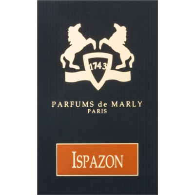 Parfums De Marly Ispazon Royal Essence eau de parfum pour homme