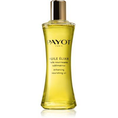 Payot Body Élixir питательное масло для лица, тела и волос