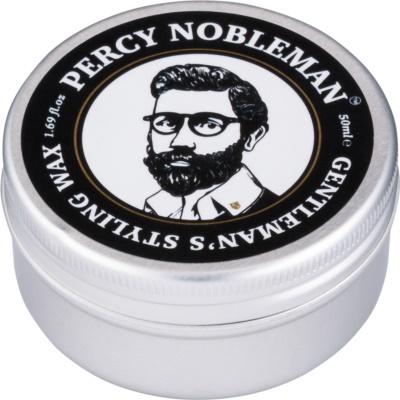 Percy Nobleman Hair Stylingvax för hår och skägg
