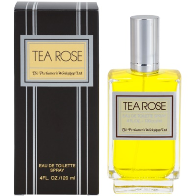 Perfumer's Workshop Tea Rose eau de toilette para mujer