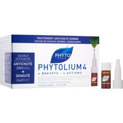 Phyto Phytolium сыворотка против выпадения волос