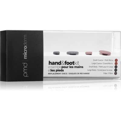 PMD BeautyReplacement Discs Hand & Foot Kit