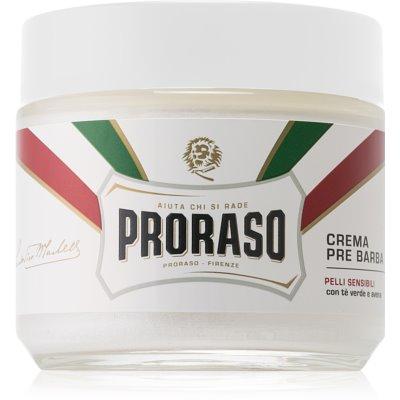 Proraso Pelli Sensibili крем для нанесения перед бритьем для чувствительной кожи лица