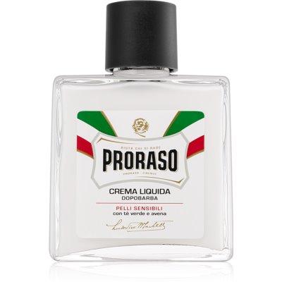 Proraso White After shave-balsam för känslig hud